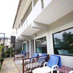Отель Rimlay Bungalow балкон
