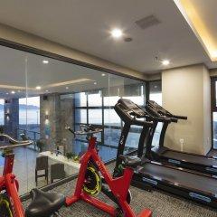 Отель Xavia Hotel Вьетнам, Нячанг - 1 отзыв об отеле, цены и фото номеров - забронировать отель Xavia Hotel онлайн фитнесс-зал фото 3