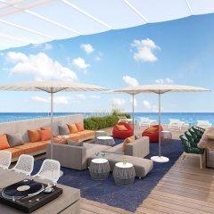 Отель W Ibiza гостиничный бар