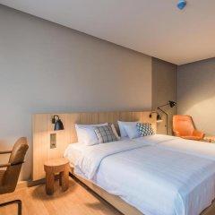 Urban Lodge Hotel 4* Стандартный номер с различными типами кроватей фото 2