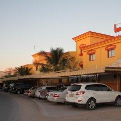 Отель Al Maha Residence RAK парковка