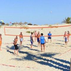 Отель Fiesta Beach Djerba - All Inclusive Тунис, Мидун - 2 отзыва об отеле, цены и фото номеров - забронировать отель Fiesta Beach Djerba - All Inclusive онлайн спортивное сооружение
