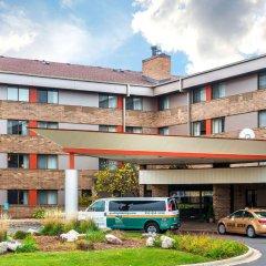 Отель Quality Inn & Suites Mall Of America - Msp Airport Блумингтон городской автобус