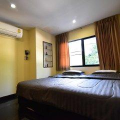 Отель Mangosteen Bangkok Sukhumvit Бангкок комната для гостей