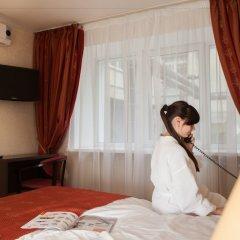 Гостиница Амакс Турист удобства в номере фото 2