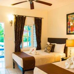 Отель Travellers Beach Resort комната для гостей фото 5