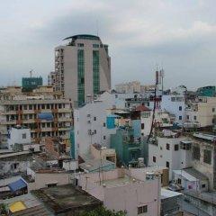 Отель Hoang Dung Hotel – Hong Vina Вьетнам, Хошимин - отзывы, цены и фото номеров - забронировать отель Hoang Dung Hotel – Hong Vina онлайн пляж