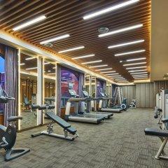 Xiamen Jingmin North Bay Hotel фитнесс-зал