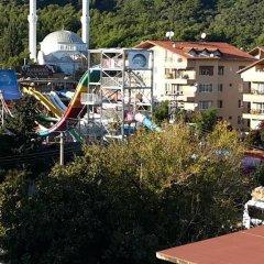 Adonis Hotel Marmaris бассейн