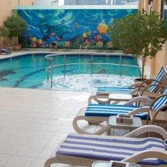 Отель Marco Polo Hotel ОАЭ, Дубай - 2 отзыва об отеле, цены и фото номеров - забронировать отель Marco Polo Hotel онлайн бассейн фото 3
