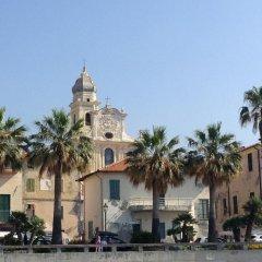 Отель Residence Del Prado Рива-Лигуре приотельная территория
