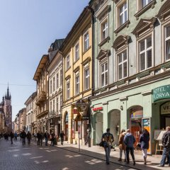Отель Floryan Old Town Краков