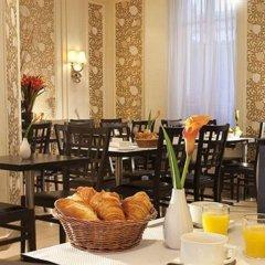 Отель GERANDO Париж питание