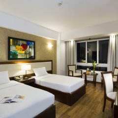 Starlet Hotel Nha Trang комната для гостей фото 3