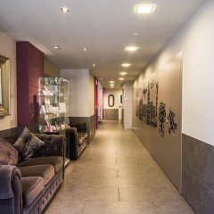 Апартаменты Sensation Sagrada Familia интерьер отеля