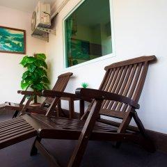 Отель Baan Sutra Guesthouse Пхукет балкон