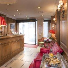 Отель Dauphine Saint Germain Hotel Франция, Париж - отзывы, цены и фото номеров - забронировать отель Dauphine Saint Germain Hotel онлайн интерьер отеля фото 3