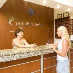 Selenium Hotel интерьер отеля