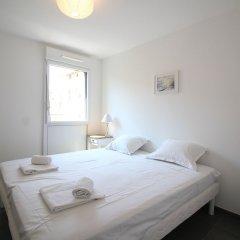 Отель Nice Booking - Libération - Terrasse - Garage Ницца комната для гостей