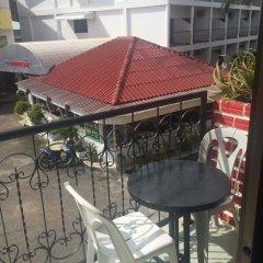 Отель 2 Vikings Restaurant & Guesthouse балкон