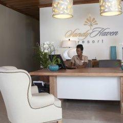 Отель Sandy Haven Resort интерьер отеля фото 3