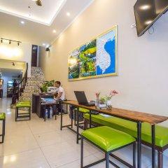 Отель Pan Hotel Hotel Вьетнам, Ханой - отзывы, цены и фото номеров - забронировать отель Pan Hotel Hotel онлайн питание фото 2