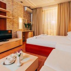 Отель Green Life Beach Resort Sozopol комната для гостей фото 4