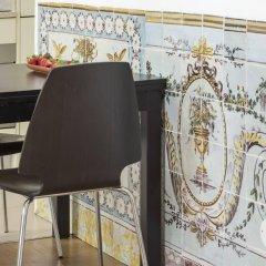 Отель Lisbon Serviced Apartments - Baixa Chiado Португалия, Лиссабон - 1 отзыв об отеле, цены и фото номеров - забронировать отель Lisbon Serviced Apartments - Baixa Chiado онлайн интерьер отеля