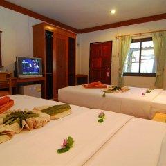 Отель Lanta Nice Beach Resort Ланта комната для гостей фото 4
