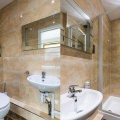 Отель OYO St Andrews Великобритания, Эдинбург - отзывы, цены и фото номеров - забронировать отель OYO St Andrews онлайн ванная фото 2