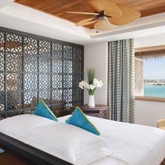 Отель Banana Island Resort Doha By Anantara 5* Полулюкс с различными типами кроватей