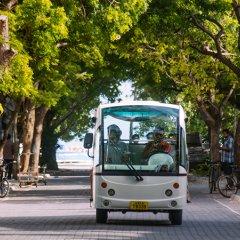 Отель The Vinorva Maldives городской автобус