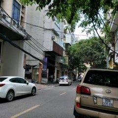 Azumaya Hai Ba Trung 1 Hotel парковка