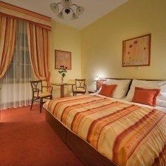 Отель PODHRAD Глубока-над-Влтавой комната для гостей фото 2