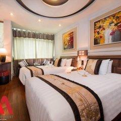 Отель ESALEN Ханой комната для гостей