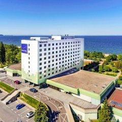 Отель Novotel Gdansk Marina Польша, Гданьск - 1 отзыв об отеле, цены и фото номеров - забронировать отель Novotel Gdansk Marina онлайн парковка