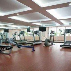 Отель Sm Grande Residence Бангкок фитнесс-зал фото 3