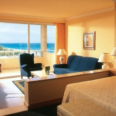 Отель Riu Palace Jandia Испания, Морро Жабле - отзывы, цены и фото номеров - забронировать отель Riu Palace Jandia онлайн комната для гостей фото 4