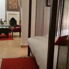 Отель Riad & Spa Bahia Salam Марокко, Марракеш - отзывы, цены и фото номеров - забронировать отель Riad & Spa Bahia Salam онлайн фото 7