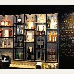 CUBE Boutique Capsule Hotel @ Chinatown Сингапур развлечения