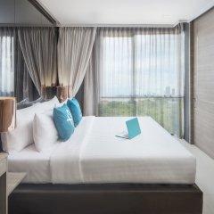 Отель X2 Vibe Pattaya Seaphere Residence комната для гостей