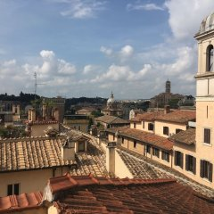 Roma Luxus Hotel балкон