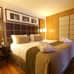 Отель Eurostars Berlin 5* Люкс с разными типами кроватей