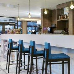 Отель Hampton by Hilton Glasgow Central гостиничный бар