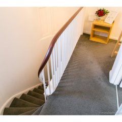 Отель Amazing One-bedroom Flat, Close to Brighton Beach балкон