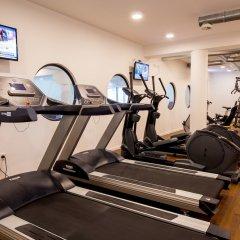Отель Carat Golf & Sporthotel фитнесс-зал фото 3
