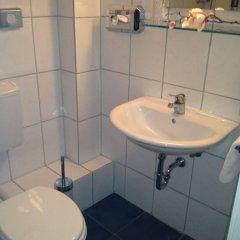 Отель Pension Seibel Германия, Мюнхен - 1 отзыв об отеле, цены и фото номеров - забронировать отель Pension Seibel онлайн ванная