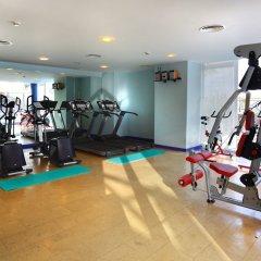 Отель Barceló Jandia Club Premium - Только для взрослых фитнесс-зал фото 2