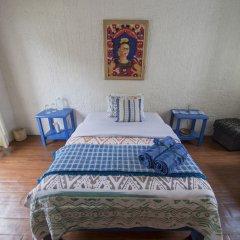 Отель Casa Ayvar Мексика, Мехико - отзывы, цены и фото номеров - забронировать отель Casa Ayvar онлайн комната для гостей