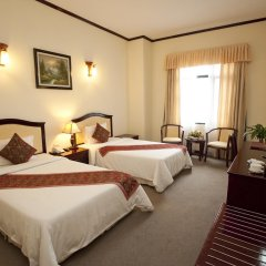 Asean HaLong Hotel комната для гостей